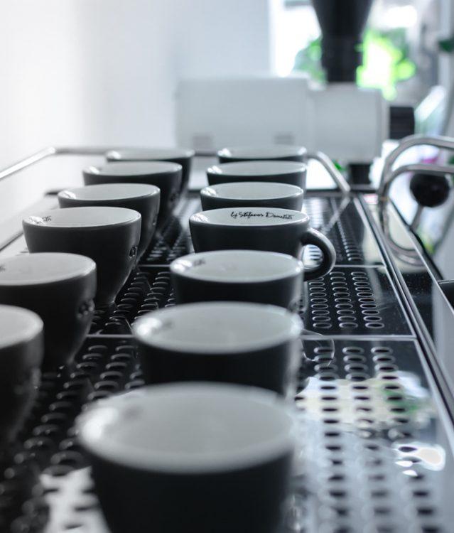 Cutting edge coffee equipment